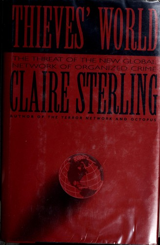 Thieves' world by Claire Sterling