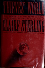 Cover of: Thieves' world | Claire Sterling