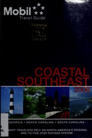 Cover of: Coastal Southeast. |