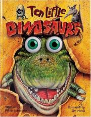 Cover of: Ten little dinosaurs