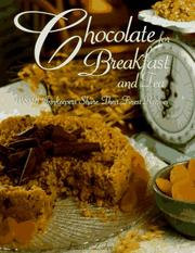 Cover of: Chocolate for breakfast and tea
