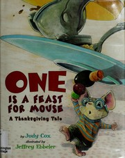Cover of: One is a feast for Mouse
