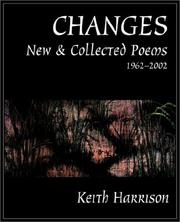 Cover of: Changes | Keith Harrison