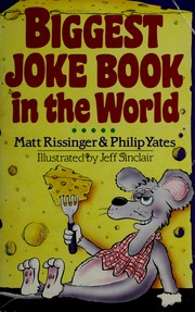 Cover of: Biggest joke book in the world