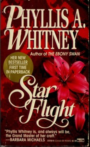 Cover of: Star flight | Phyllis A. Whitney