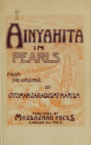 Cover of: Ainyahita in pearls