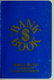 Cover of: The bank book. | Morgan Irving
