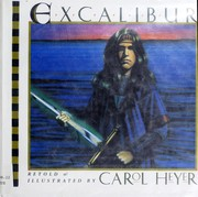 Cover of: Excalibur