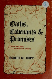 Cover of: Oaths, covenants & promises