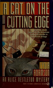 Cover of: A Cat On The Cutting Edge