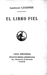 Cover of: El libro fiel