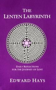 Cover of: The Lenten labyrinth