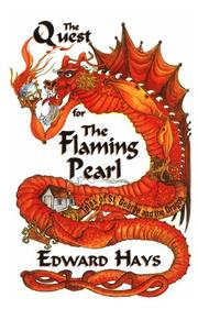 Cover of: The quest for the flaming pearl: tales of St. George & the dragon