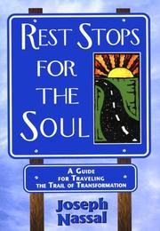 Cover of: Rest stops for the soul