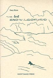 Cover of: The last snow leopard