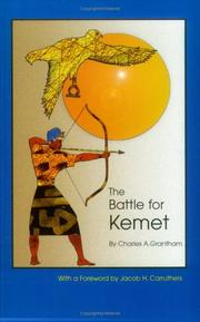 Cover of: The Battle for Kemet