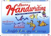 Cover of: Learn Handwriting |