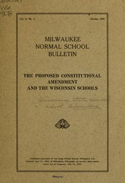Cover of: An act establishing