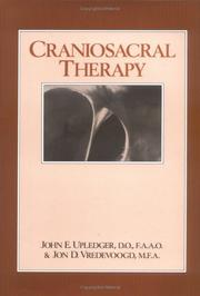 Cover of: Craniosacral therapy
