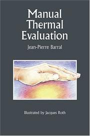 Cover of: Manual Thermal Evaluation