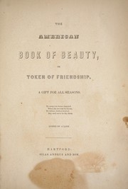 Cover of: The American book of beauty
