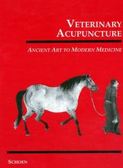Cover of: Veterinary Acupuncture