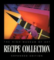 Cover of: High Museum of Art Recipe Collection
