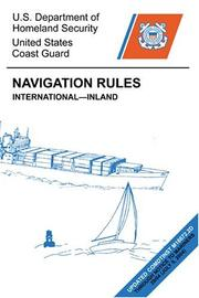 Cover of: Navigation Rules