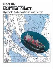 Cover of: Chart No. 1