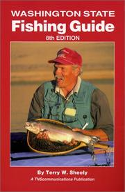 Cover of: Washington State Fishing Guide