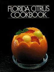 Cover of: Florida Citrus Cookbook