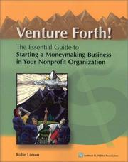 Cover of: Venture Forth!
