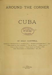 Cover of: Around the corner to Cuba