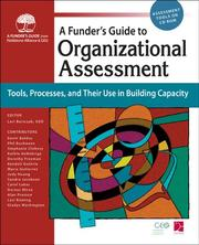 Cover of: A Funder's Guide to Organizational Assessment