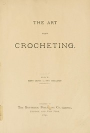 Cover of: The Art of Crocheting |