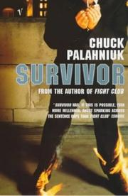 Cover of: Survivor | Chuck Palahniuk