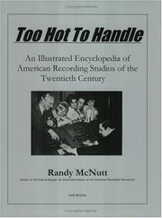 Cover of: Too Hot to Handle