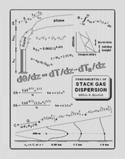 Cover of: Fundamentals of Stack Gas Dispersion