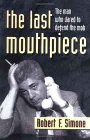 Cover of: The Last Mouthpiece