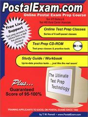 Cover of: PostalExam.com Online Postal Exam Prep Course