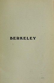Cover of: Berkeley