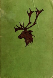 Cover of: The book of woodcraft ...