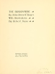 Cover of: The Brandywine | John Russell Hayes