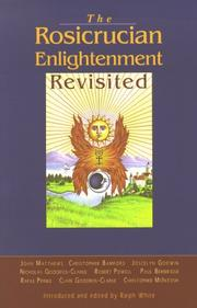 Cover of: The Rosicrucian Enlightenment Revisited
