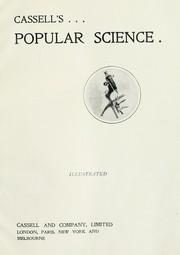 Cassell's popular science