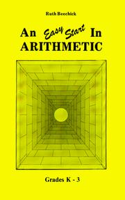 Cover of: Easy Start in Arithmetic | Ruth Beechick