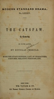 Cover of: The catspaw