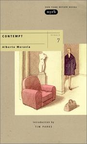 Cover of: Contempt