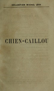 Cover of: Chien-Caillou