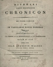 Cover of: Chronicon